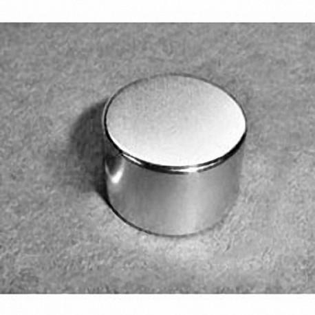 "DX08 Neodymium Disc Magnet, 1"" dia. x 1/2"" thick"