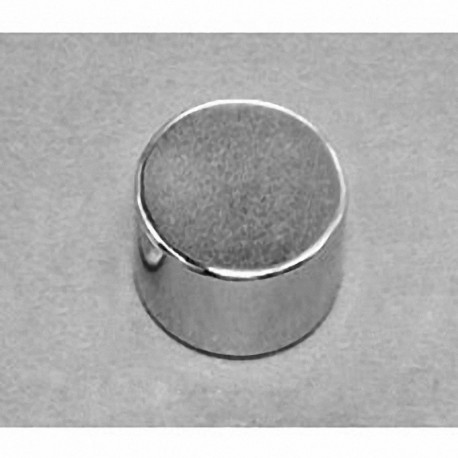 "DX08DIA Neodymium Disc Magnet, 1"" dia. x 1/2"" thick"