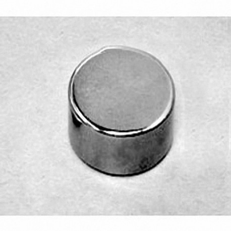 "DX08B-N52 Neodymium Disc Magnet, 1"" dia. x 1/2"" thick"