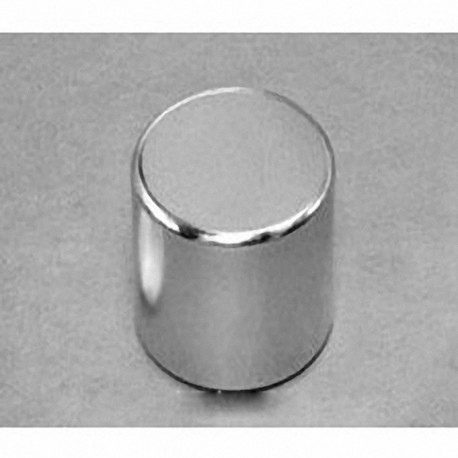 """DX0E Neodymium Disc Magnet, 1"""" dia. x 7/8"""" thick"""