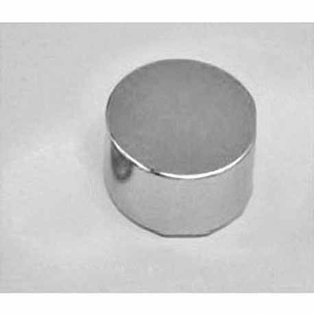 "DX28 Neodymium Disc Magnet, 1 1/8"" dia. x 1/2"" thick"
