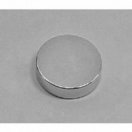 "DX44 Neodymium Disc Magnet, 1 1/4"" dia. x 1/4"" thick"