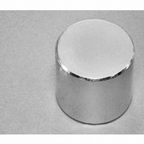 "DX8X0 Neodymium Disc Magnet, 1 1/2"" dia. x 1"" thick"