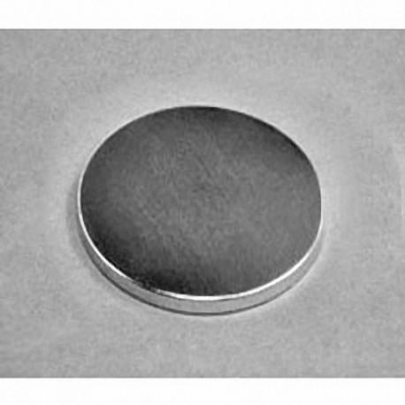 """DXC2 Neodymium Disc Magnet, 1 3/4"""" dia. x 1/8"""" thick"""