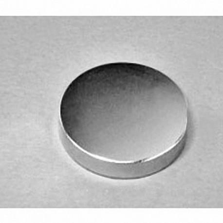 """DXC4 Neodymium Disc Magnet, 1 3/4"""" dia. x 1/4"""" thick"""