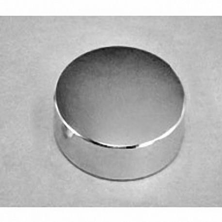 """DXC8 Neodymium Disc Magnet, 1 3/4"""" dia. x 1/2"""" thick"""