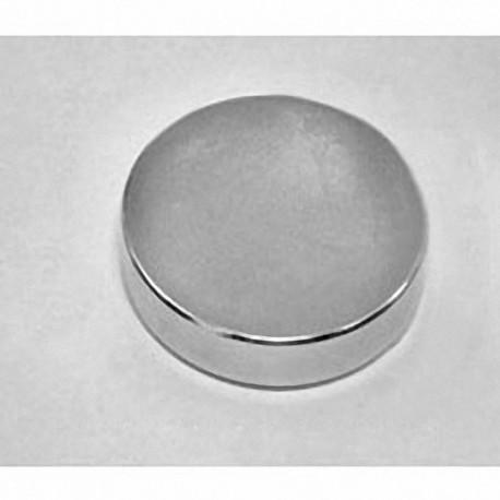 "DY06 Neodymium Disc Magnet, 2"" dia. x 3/8"" thick"