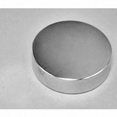"DY88 Neodymium Disc Magnet, 2 1/2"" dia. x 1/2"" thick"