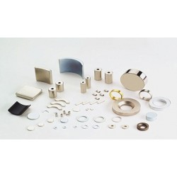 "D14-N52 Neodymium Cylinder Magnet, 1/16"" dia. x 1/4"" thick"