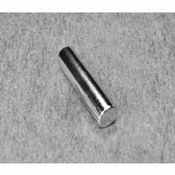 "D4X0 Neodymium Cylinder Magnet, 1/4"" dia. x 1"" thick"