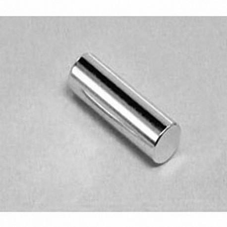 "D5X0 Neodymium Cylinder Magnet, 5/16"" dia. x 1"" thick"