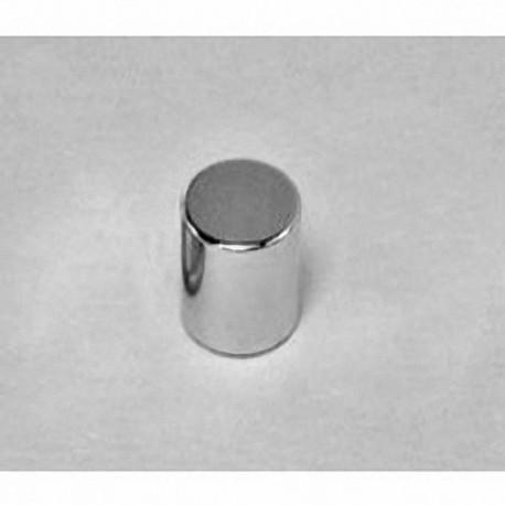 "D66 Neodymium Cylinder Magnet, 3/8"" dia. x 3/8"" thick"