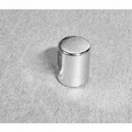 "D66SH Neodymium Cylinder Magnet, 3/8"" dia. x 3/8"" thick"