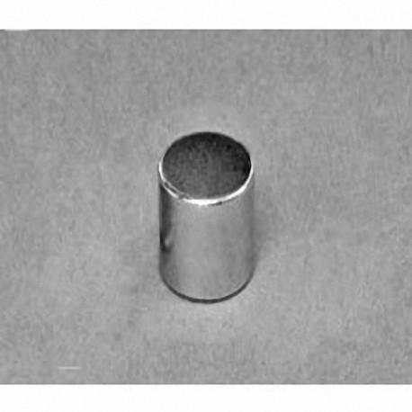 "D78 Neodymium Cylinder Magnet, 7/16"" dia. x 1/2"" thick"