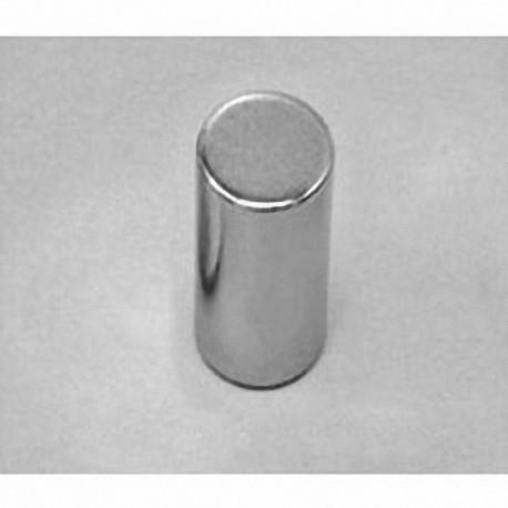"D7C Neodymium Cylinder Magnet, 7/16"" dia. x 3/4"" thick"