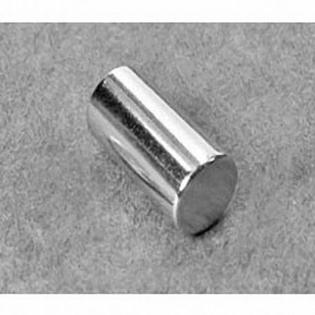 "D8X0 Neodymium Cylinder Magnet, 1/2"" dia. x 1"" thick"