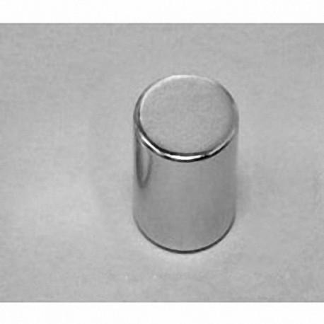 "D9A Neodymium Cylinder Magnet, 9/16"" dia. x 5/8"" thick"