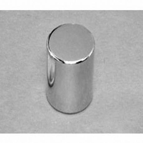 "D9C Neodymium Cylinder Magnet, 9/16"" dia. x 3/4"" thick"