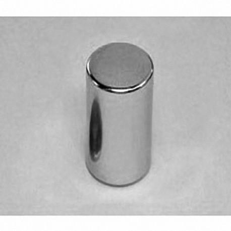 "DAX0 Neodymium Cylinder Magnet, 5/8"" dia. x 1"" thick"