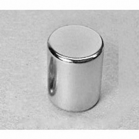 "DCC Neodymium Cylinder Magnet, 3/4"" dia. x 3/4"" thick"