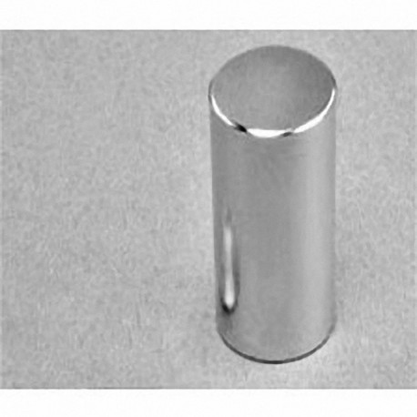 """DCX8 Neodymium Cylinder Magnet, 3/4"""" dia. x 1 1/2"""" thick"""