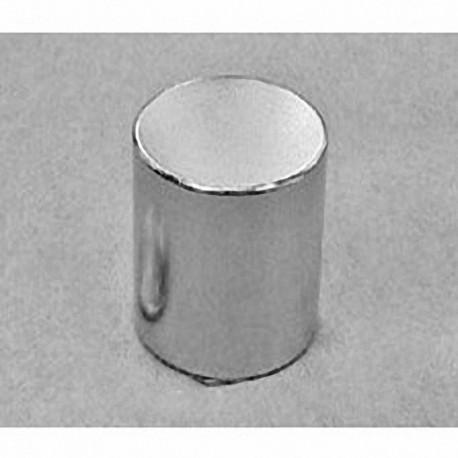 "DEE Neodymium Cylinder Magnet, 7/8"" dia. x 7/8"" thick"