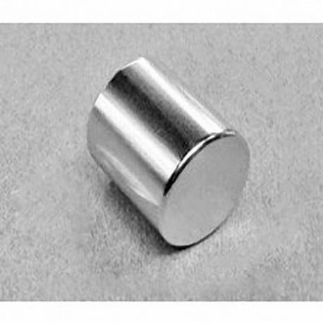 "DEX0 Neodymium Cylinder Magnet, 7/8"" dia. x 1"" thick"