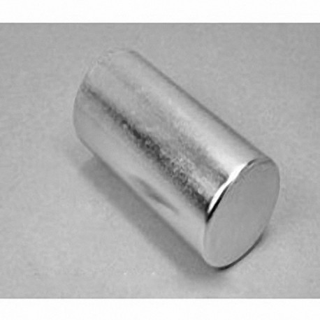 "DX0Y0 Neodymium Cylinder Magnet, 1"" dia. x 2"" thick"