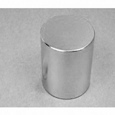 "DX8X8 Neodymium Cylinder Magnet, 1 1/2"" dia. x 1 1/2"" thick"