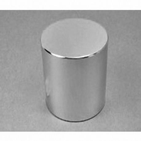 "DY0Y0 Neodymium Cylinder Magnet, 2"" dia. x 2"" thick"
