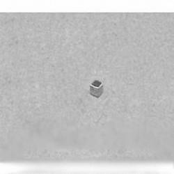 """B111 Neodymium Block Magnet, 1/16"""" x 1/16"""" x 1/16"""" thick"""