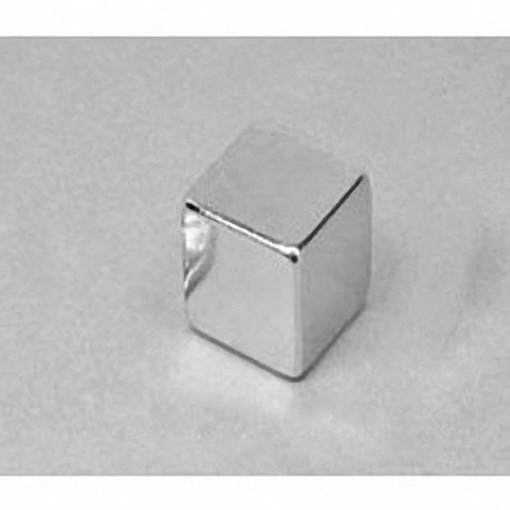 """BAAA Neodymium Block Magnet, 5/8"""" x 5/8"""" x 5/8"""" thick"""