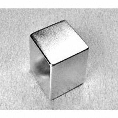 "BX0X0X0-N52 Neodymium Block Magnet, 1"" x 1"" x 1"" thick"