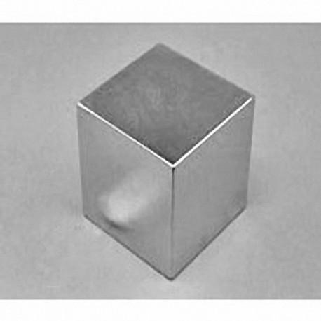 """BY0Y0Y0 Neodymium Block Magnet, 3"""" x 1/2"""" x 1/8"""" thick"""