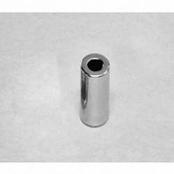 "R428 Neodymium Ring Magnet, 1/4"" od x 1/8"" id x 1/2"" thick"