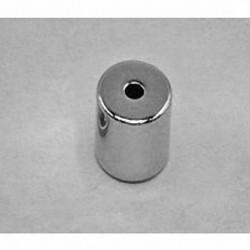 "R828 Neodymium Ring Magnet, 1/2"" od x 1/8"" id x 1/2"" thick"