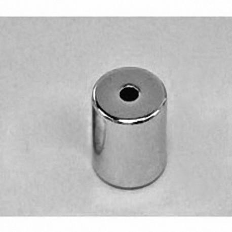 "R828DIA Neodymium Ring Magnet, 1/2"" od x 1/8"" id x 1/2"" thick"