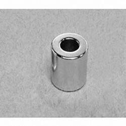 "R848 Neodymium Ring Magnet, 1/2"" od x 1/4"" id x 1/2"" thick"