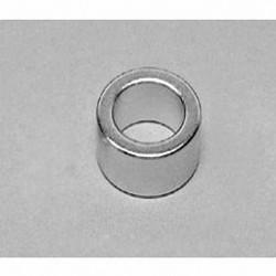 "RC86 Neodymium Ring Magnet, 3/4"" od x 1/2"" id x 3/8"" thick"