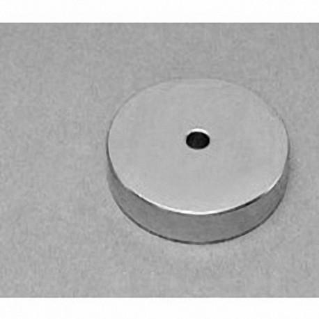 """RY046 Neodymium Ring Magnet, 2"""" od x 1/4"""" id x 3/8"""" thick"""
