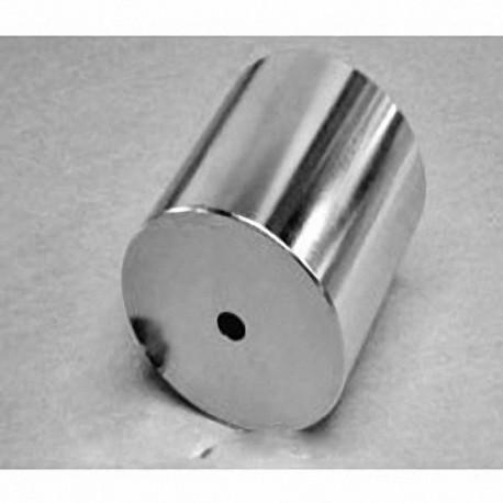 """RY04Y0DIA Neodymium Ring Magnet, 2"""" od x 1/4"""" id x 2"""" thick"""