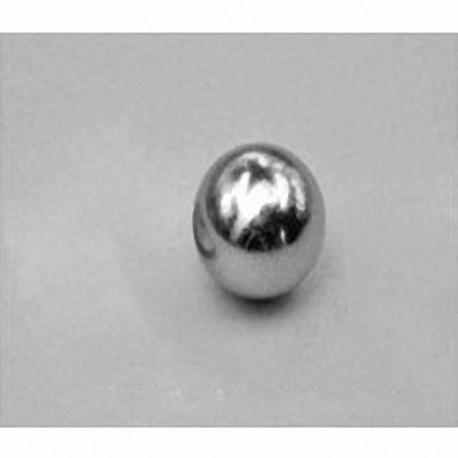 """S7 Neodymium Sphere Magnet, 7/16"""" diameter"""