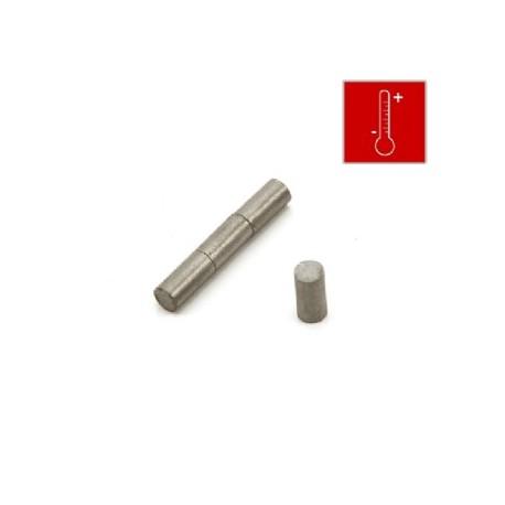5mm x 10mm thick Samarium Cobalt Rod Magnet