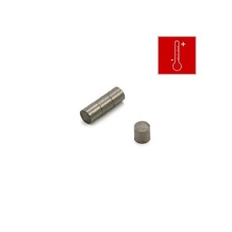 6mm x 6mm thick Samarium Cobalt Rod Magnet