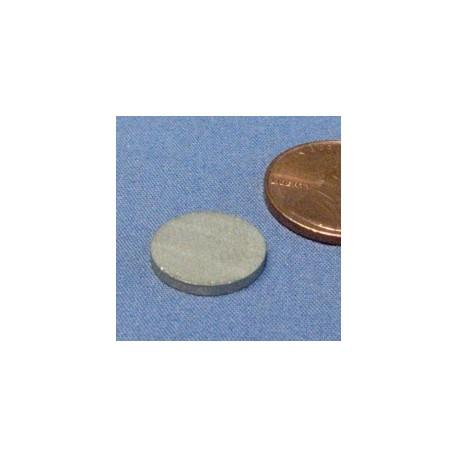 """1/2"""" X 1/16"""" Samarium Cobalt Magnet"""