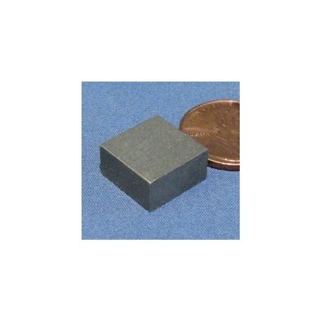 "1/2"" X"" 1/2"" X 1/4"" Samarium Cobalt Magnet"