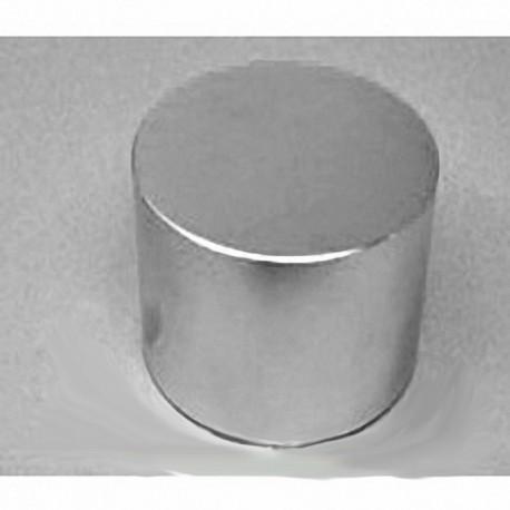 "DZ0Y0 Neodymium Disc Magnet, 3"" dia. x 2"" thick"